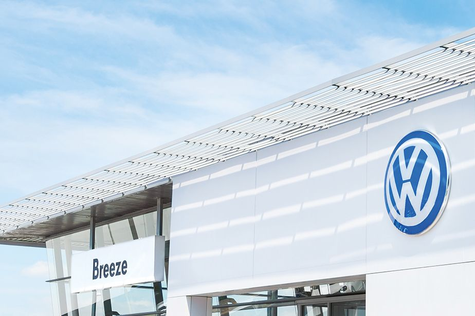 Breeze Volkswagen