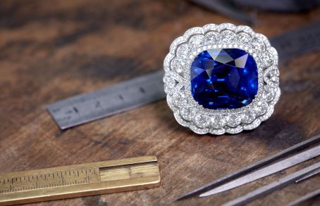 Stories of Craftsmanship: House of Garrard