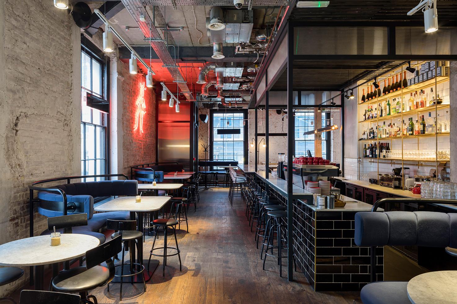 London Bridge Cafes With Wifi