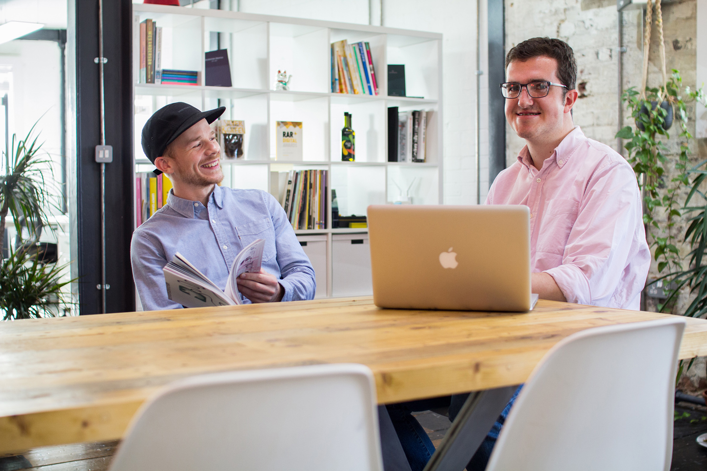 Salad Continues to Grow with Hire of Designer and Web Developer