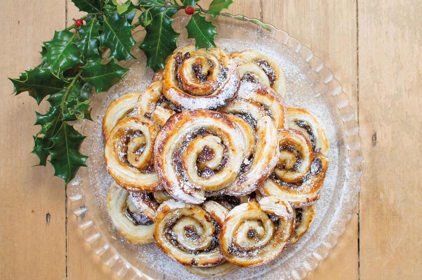 Salad Christmas recipe: a twist on the traditional mince pie